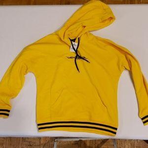 Zumiez A-Lab Freela Butterfly Yellow Hoodie